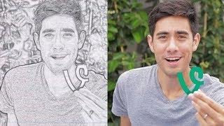 Zach King Magic Tricks